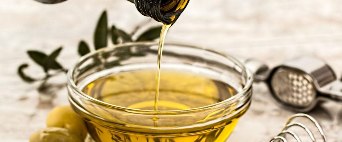 Olivenöl der Spitzengastronomie